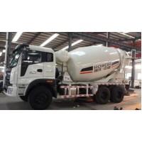混凝土搅拌运输车的作用