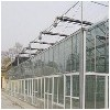 HERE《对面的顾客看过来》玻璃连栋温室大棚格+智能化温室建设【鑫艺农】