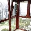 【烟台断桥铝门窗】烟台开越铝木门窗烟台阳光房烟台铝包木门窗