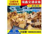 西藏二波护栏板端头生产厂家 施工安装价格