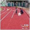 耐磨塑胶跑道买透气型跑道就来绿晨体育设施