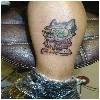 福州地区好的福州脚部纹身