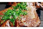优质黑山羊烤全羊农家乐直销,质量可靠