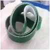 绿色PVC轻型工业传送带/输送带流水线工业平皮带厂家直销