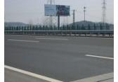 宜连高速公路单立柱广告牌