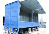 7.7米专用车生产厂家邮政专用车干货车厢价格车厢生产厂家