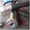 两层钢丝编织液化气橡胶管生产厂家