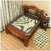 龙达玉石床垫厂供应精品锗石床垫_河北锗石床垫厂家,比超高