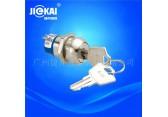 JK215钥匙开关锁,电源锁,反弹电源锁,多档位电源锁