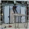 銅川工業門動門位合理的工業門恒豐門業供應