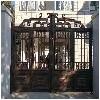 耐用的铝艺大门哪里有卖节能铝艺大门