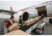 请问个人行李客带货机场被扣如何清关