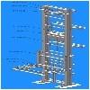 江苏悬臂式重型往复式垂直输送机格