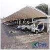 膜结构停车棚膜结构车棚厂家膜结构棚公司找上海琢成膜结构有