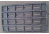 供甘肃空心六角护坡模具和兰州水沟盖板模具
