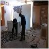 室内拆除技术哪家好,渭南练歌房拆房