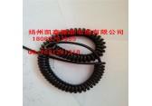 电源弹簧线 弹簧线电缆 行车专用控制电缆
