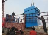 本厂定做 单机除尘器 脉冲布袋除尘器 耐高温锅炉布袋除尘器