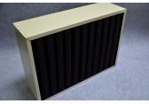 工业除臭氧滤网 UV设备除臭氧滤网  除臭氧网
