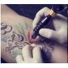纹身刺青加盟培训一扇门供