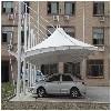 膜结构停车棚建造找合富膜结构_温州膜结构停车棚