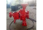 XBD-IS系列卧式单级消防泵