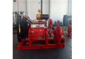 XBC6/150-BY柴油机消防泵组