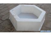 陕西西安公路塑料模具排水篦排水槽塑料模具西安市西宝模具厂