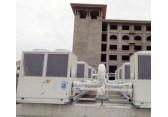 威海空气源热泵具有的特点