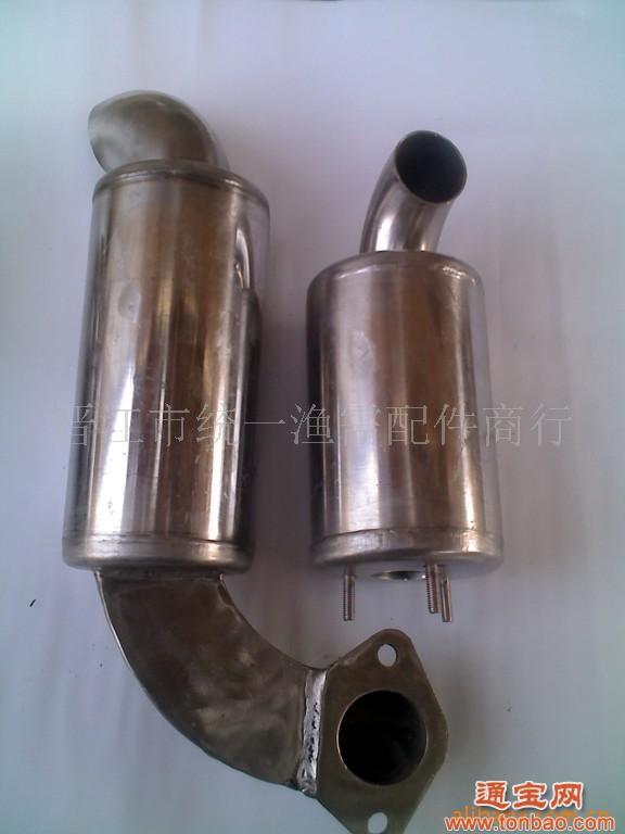 8v150柴油机涡轮增压系统排气管系设计研究