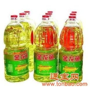 金龙鱼调和油1.8升多少钱一桶